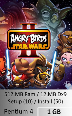 Angry Birds Collection  [ 1 GB ]